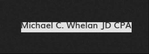 Whelan Tax cover