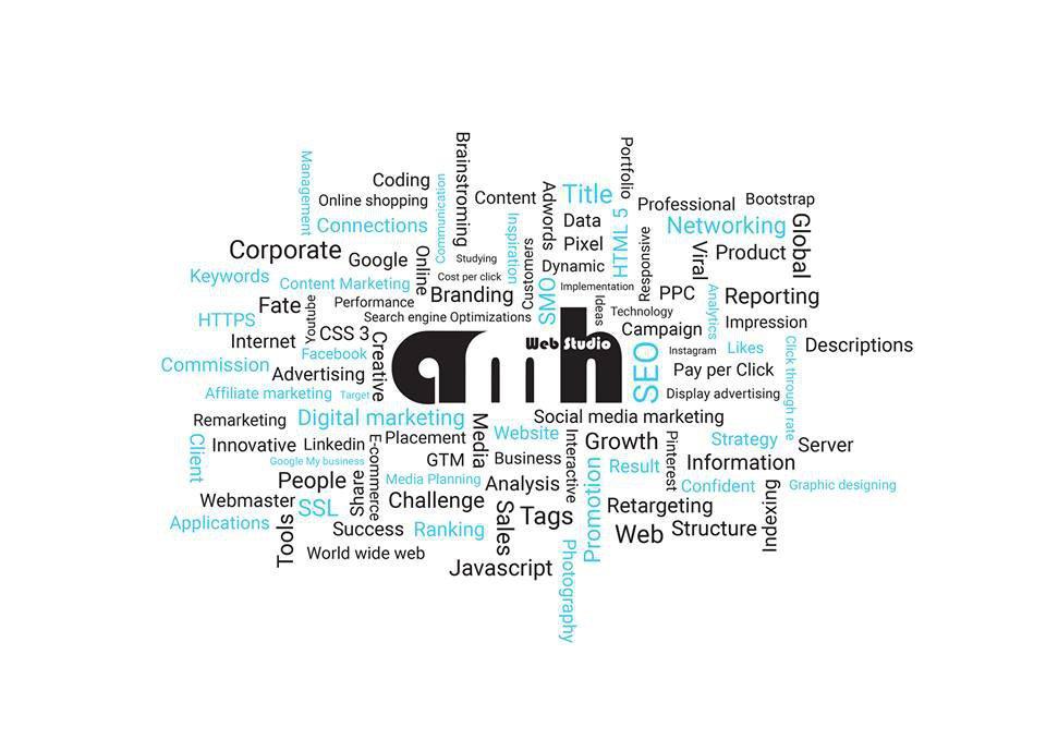 AMH Web Studio cover