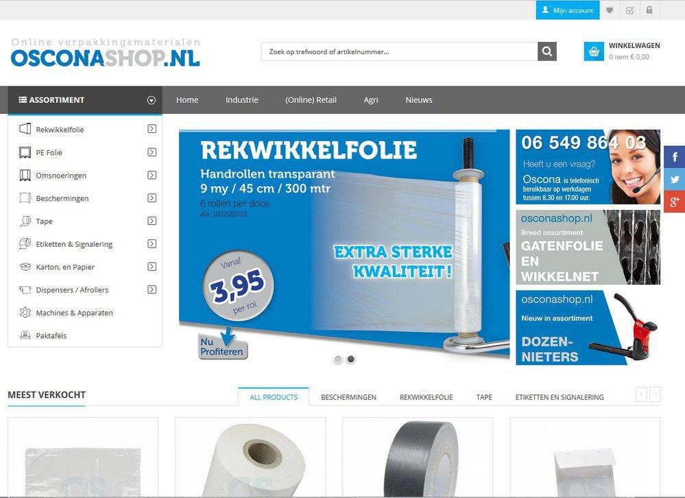 Osconashop.nl cover