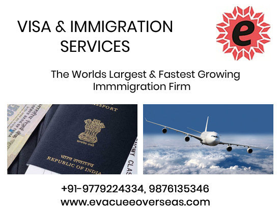 Immigration Consultants in Chandigarh - Evacuee Overseas cover
