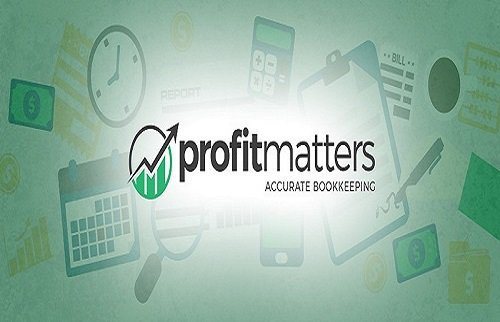 Profit Matters Bookkeeping cover