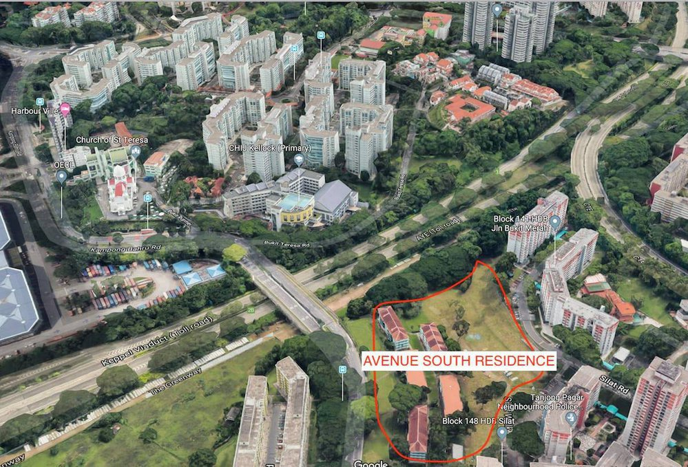 Avenue South Residence Showflat cover