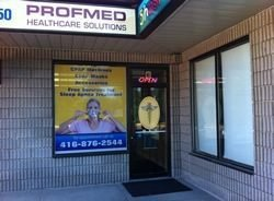 Profmed Healthcare Solutions Inc. cover