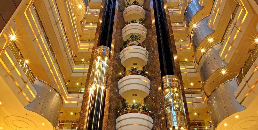 Sea View Dubai Hotel cover