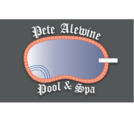 Pete Alewine Pool & Spa cover