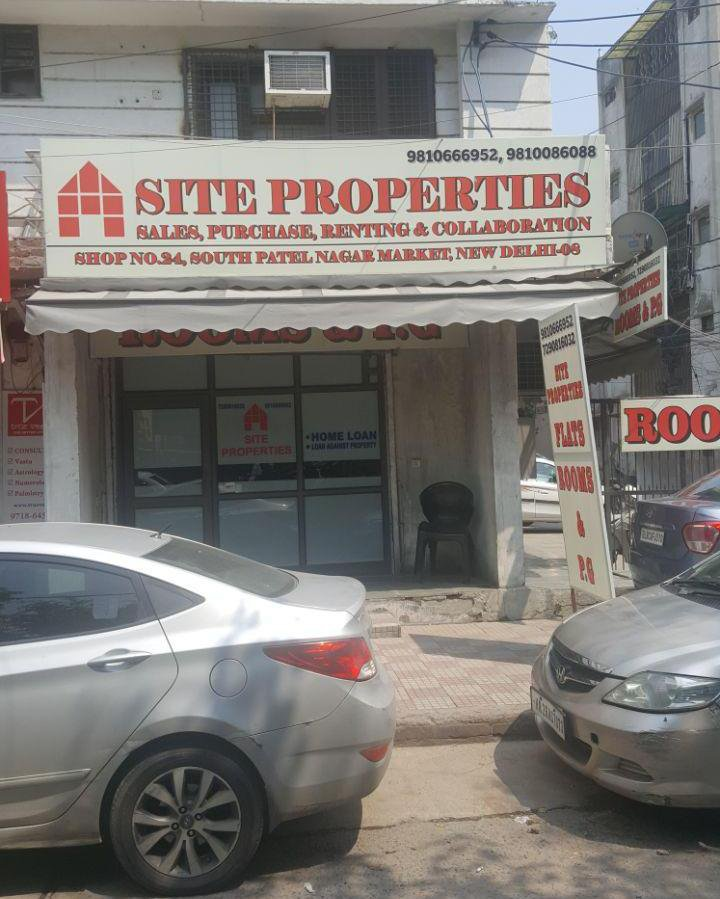 Patel Nagar Properties: Property Consultant, Dealer, Renting cover