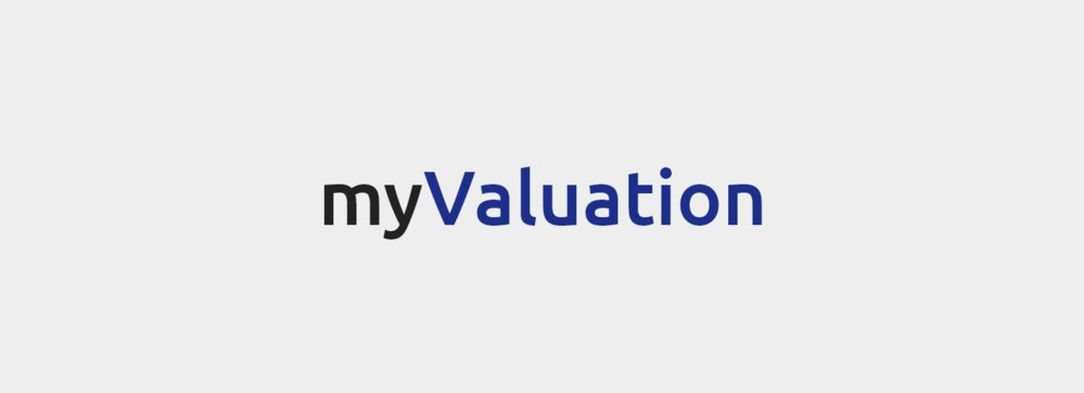 My Valuation cover