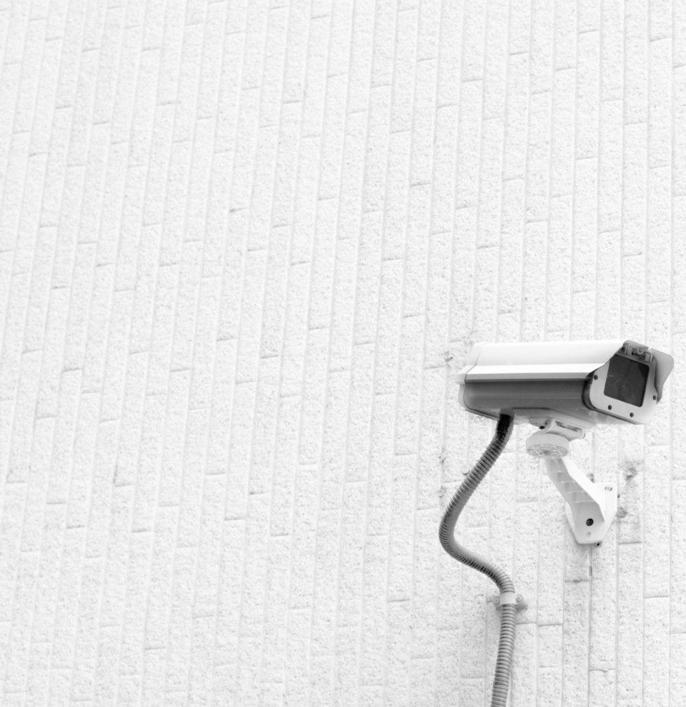 Commercial Video Surveillance cover
