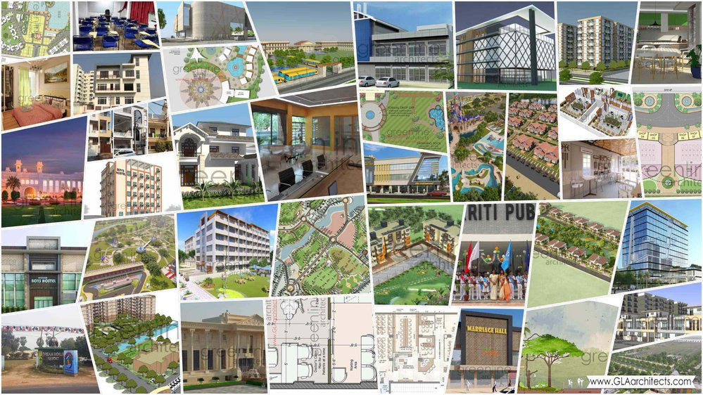 Greenline Architects – Best Interior Architect/LDA Architect/House Architect in Lucknow cover