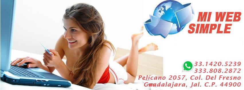 Mi Web Simple Páginas Web cover