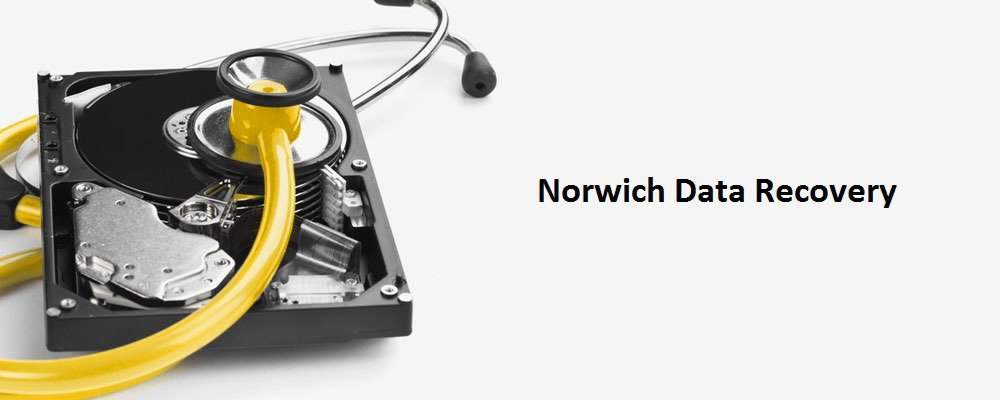 Norwich Data Recovery cover