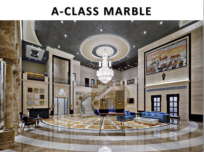 A-Class Marble cover