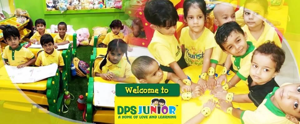 DPS Junior cover