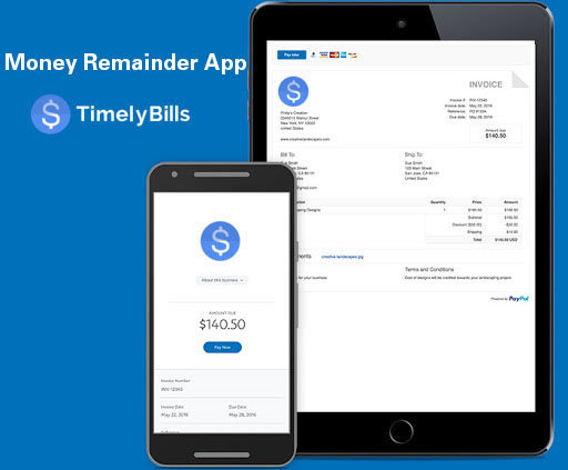 Money Management Apps for Android | Timelybills.app cover