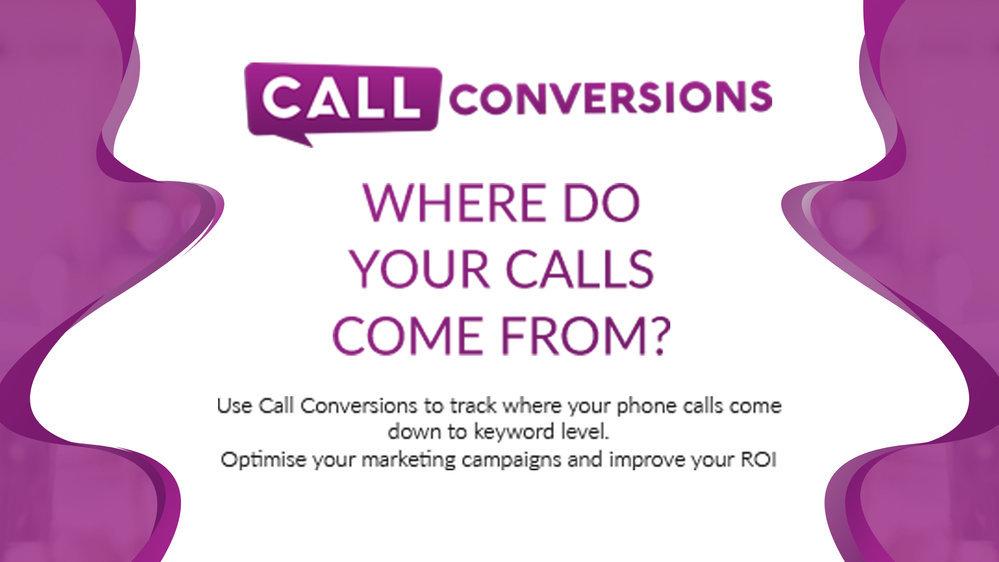 Call Conversions Ltd cover
