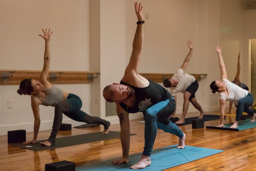 Ohana Yoga + Barre cover