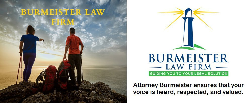 Burmeister Law Firm cover