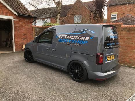 MT Motors cover