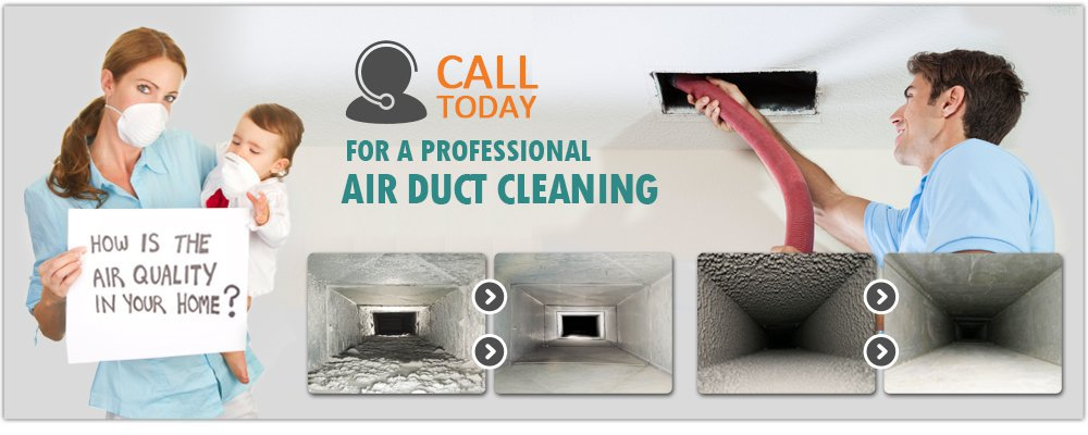 Dickinson Air Duct Cleaning cover