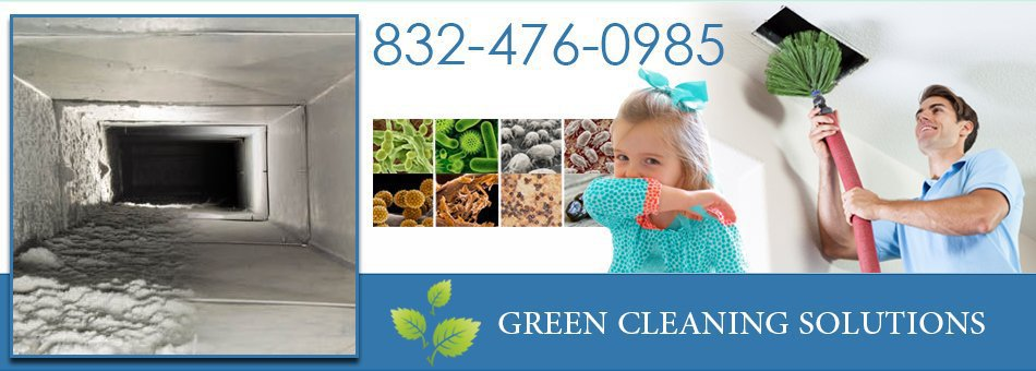 Air Duct Cleaning The Woodlands TX cover