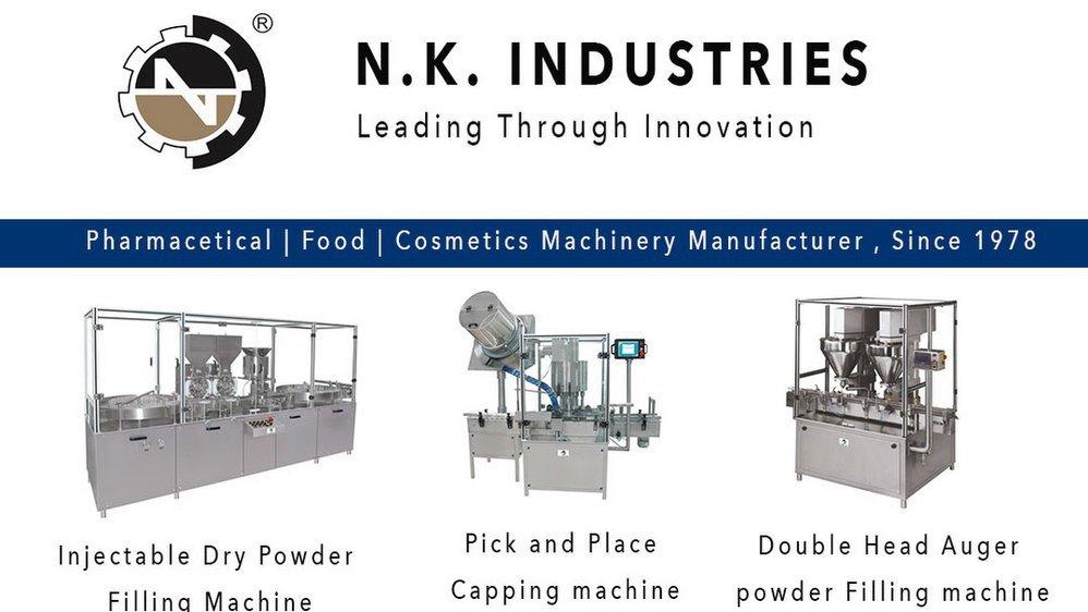 N.K Industries cover