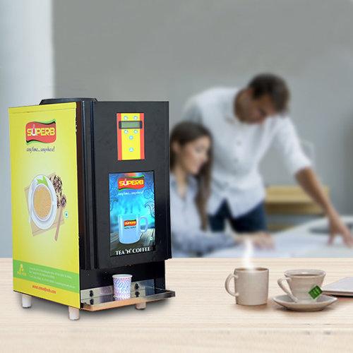 Tea Coffee Premix & Vending Machine Manufacturer | Om Sai Foods cover