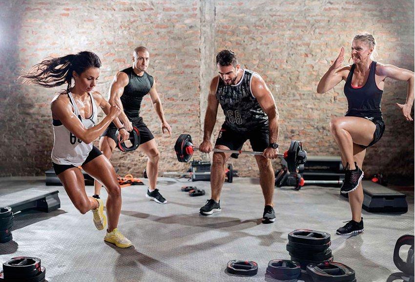 Next Door Fitness Ltd cover