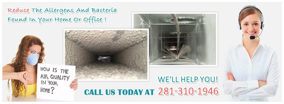 Air Duct Cleaning Pasadena TX cover