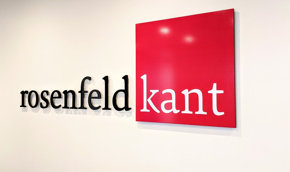 Rosenfeld Kant cover