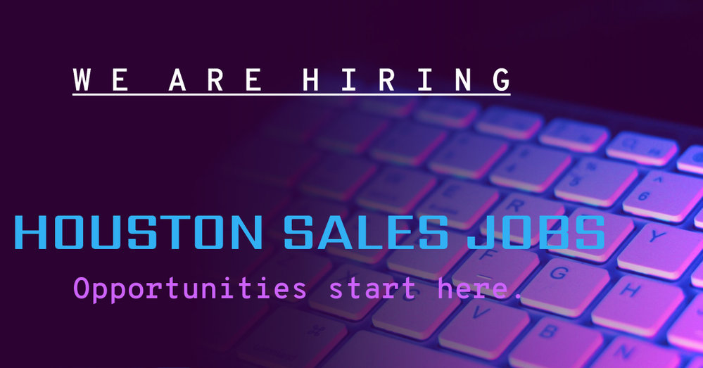 Houston Sales Jobs - AMP Payment Systems cover