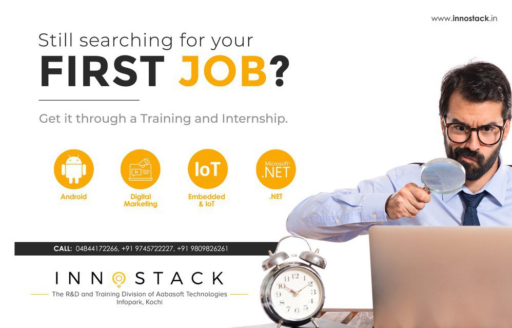 Innostack | The Training and Networking Hub cover