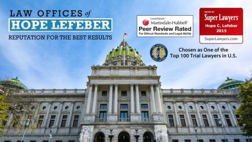 Law Offices of Hope Lefeber cover