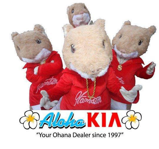Aloha Kia airport cover