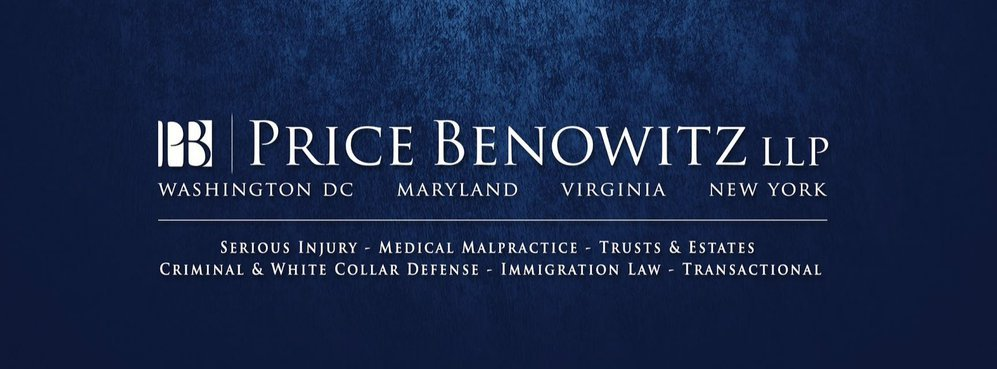 Price Benowitz LLP: Glenn Ivey cover