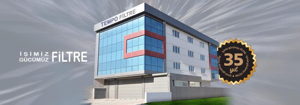 Tempo Filtre cover