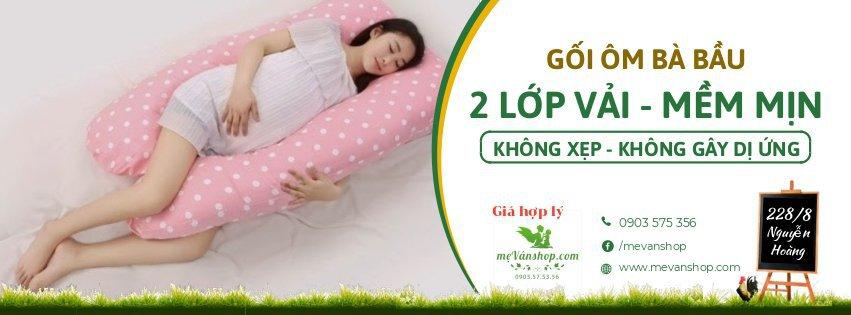 Gối ôm bà bầu Đà Nẵng - 228/10 Nguyễn Hoàng cover