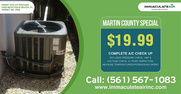 Immaculate Air & Appliance Corp cover
