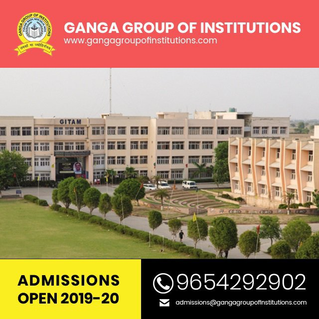 Ganga Group of Institutions cover