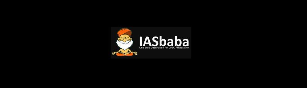 IASbaba cover