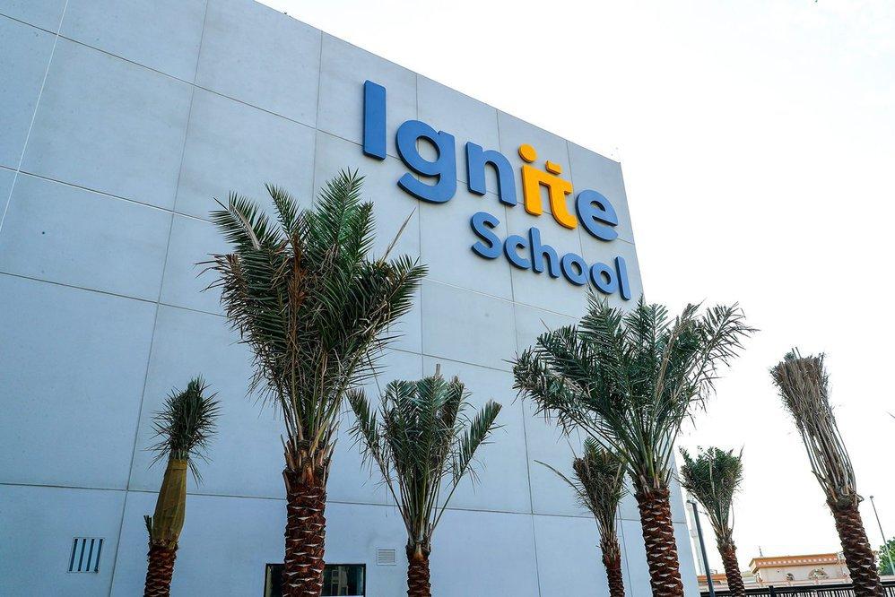Ignite School cover