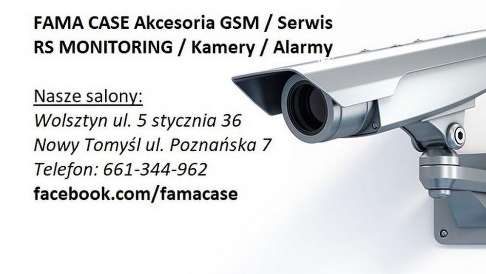FAMA CASE / RSMONITORING Wolsztyn cover