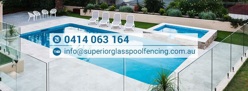 Superior Glass Pool Fencing cover