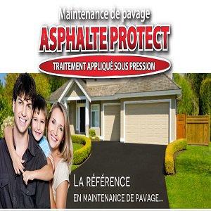 Asphalte Protect - Scellant - Protecteur - Traitement et Réparation à Québec cover