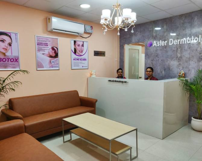 Aster Dermatology cover