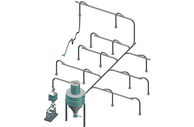 Industrial Vacuum cleaning system Manufacturers in India cover