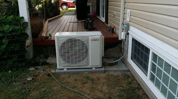 Tek Climate Heating and Air Conditioning cover