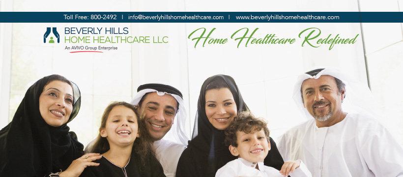 Elderly Care in Dubai cover