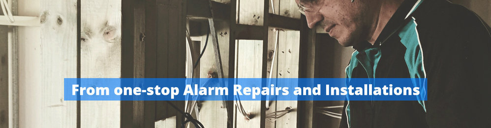 Alarm Repair Doctor cover