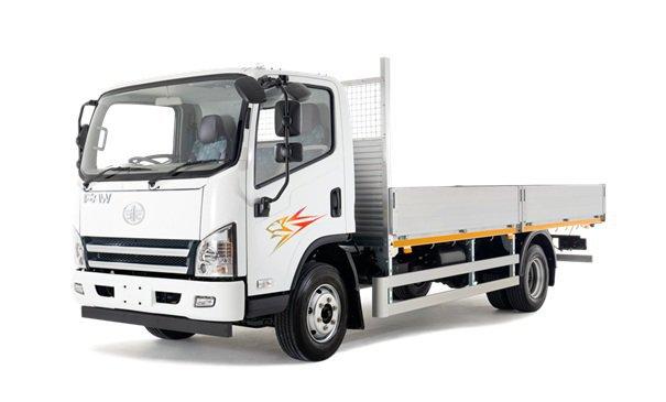 FAW Trucks UK Ltd cover