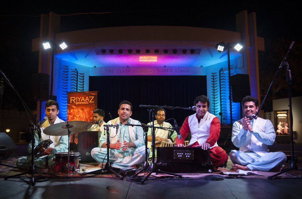 Riyaaz Qawwali cover